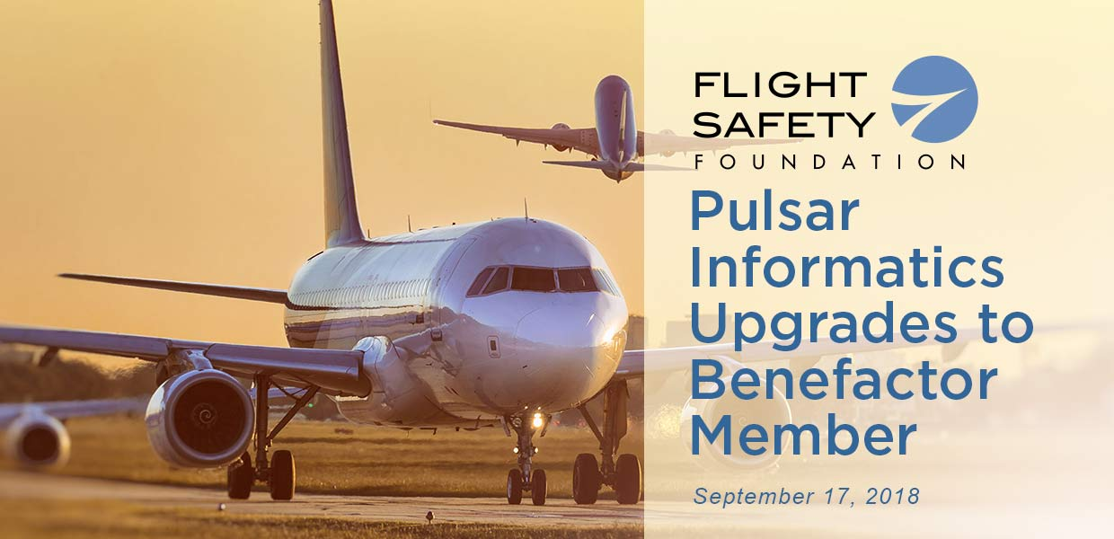 Flight Safety Foundation article image
