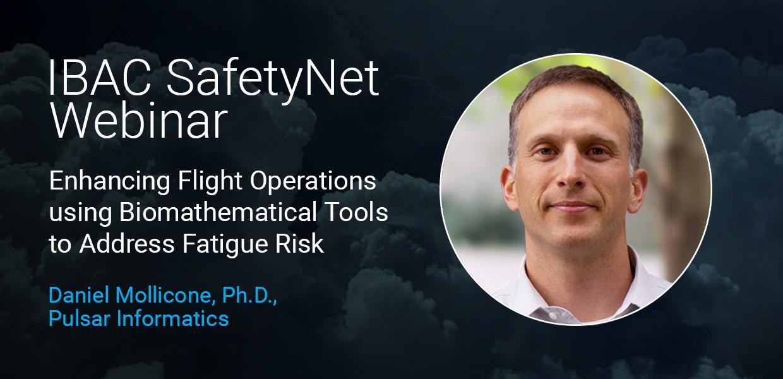IBAC SafetyNet Webinar image