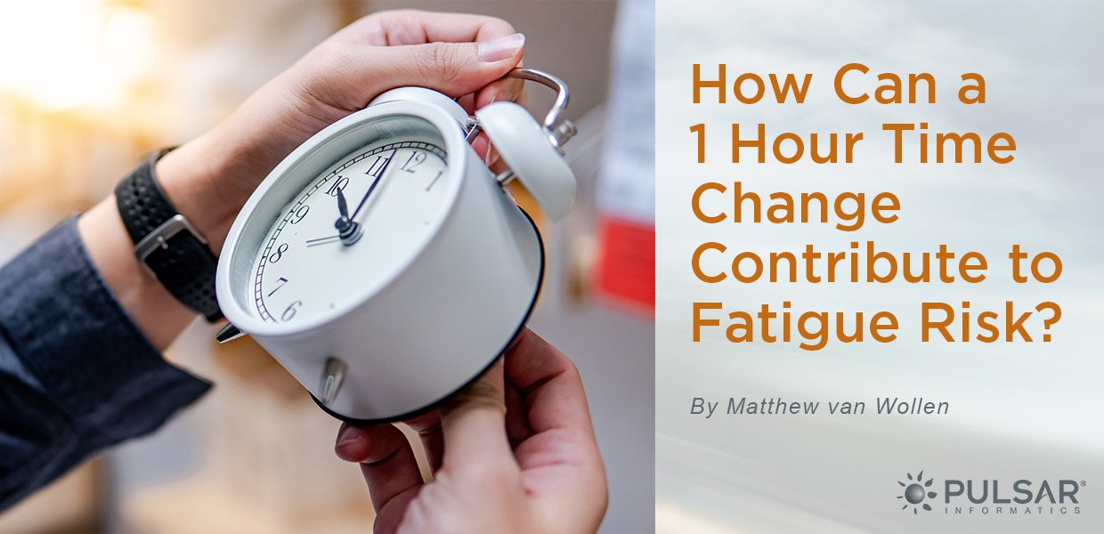Article Image - How Can a 1 Hour Time Change Contribute to Fatigue Risk?